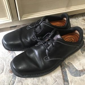 Timberland travel gear work shoes